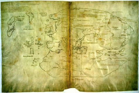 vinland map cartography of the counterfactual sweeney todd s