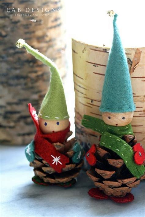 1000 images about pine cone decorations on pinterest