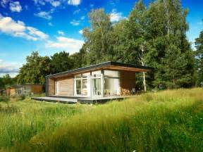 Small Vacation Homes affordable and versatile sommerhaus piu prefab vacation