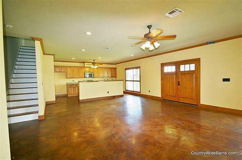 barndominium interior pictures studio design gallery