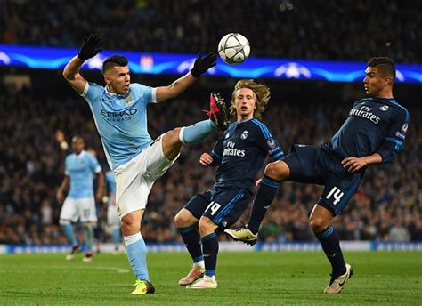imagenes real madrid vs manchester city manchester city y real madrid empatan sin goles y