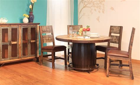 barrel kitchen table basque honey 65 dining table barrel kitchen table