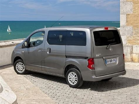 nv 2000 nissan price nissan nv200 taxi price release date