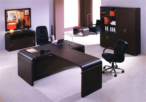 Office Desk Modern Commander Italian Modern Office Desk