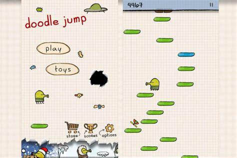 doodle jump juego el juego de la semana doodle jump holatelcel