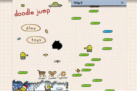 doodle jump no el juego de la semana doodle jump holatelcel