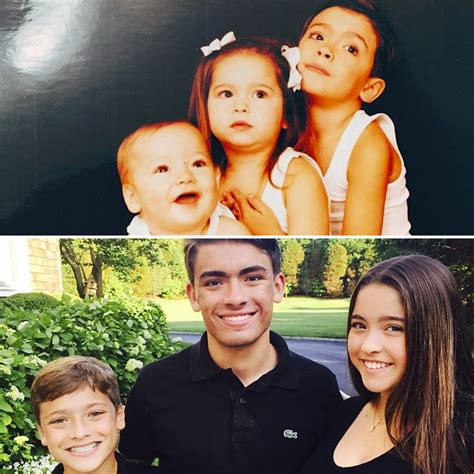 pictures of kelly ripas children kelly ripa and mark consuelos kids are all grown up