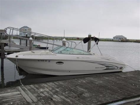 bowrider boats for sale nj monterey bowrider boats for sale in new jersey
