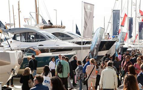 motorboat in spanish barcelona boat show hails spanish market boom velos