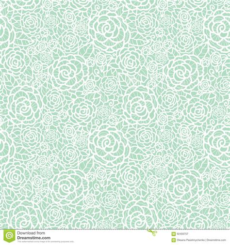 wedding invitation background designs mint green vector gentle pastel mint green lace roses seamless repeat