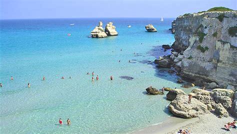 best in puglia top 5 beaches of puglia puglia guide of puglia