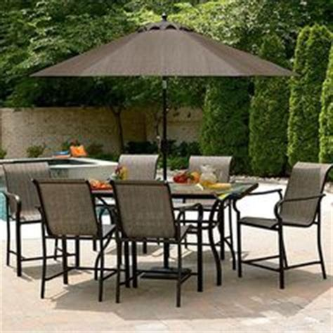 Patio Dining Sets on Pinterest   Dining Sets, Patio Dining Sets and Garden Oasis