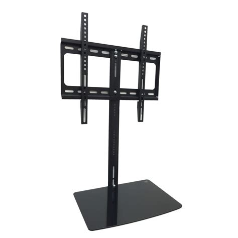 tv wall bracket 20 to 52 with glass floating dvd sky