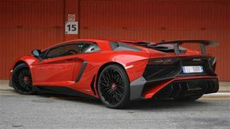 Lamborghini Aventador Lp800 4 Sv Lamborghini Aventador Sv Roadster Confirmed Autoblog