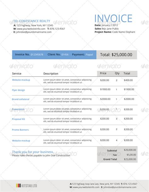 event invoice template event planning invoice template hardhost info