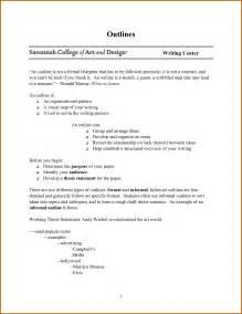 Informal Reflection Essay by Formal Informal Essay Exle