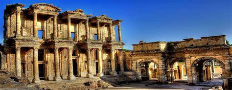 ephesus pergamon tour from izmir 2 days turkey tour