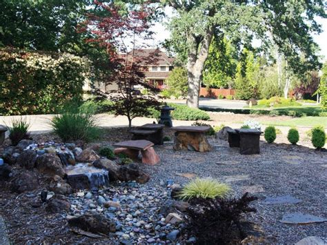 low maintenance backyard landscaping hgtv rock garden ideas house beautiful design