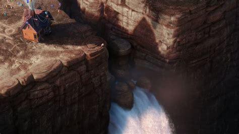 up film waterfall the spirit of adventure pixar s up marginalia