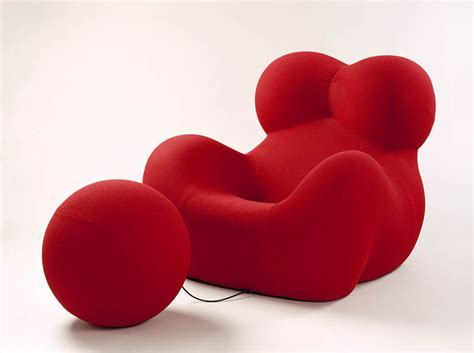 gaetano pesce poltrona most italian interior designers and their top products