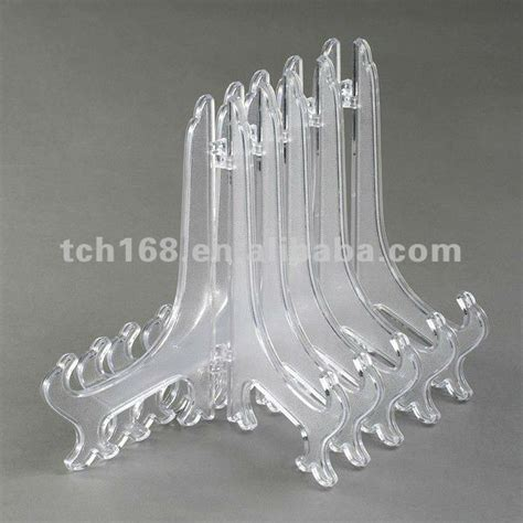 plate holders for china cabinet kitchen acrylic easel display stand perspex easel for