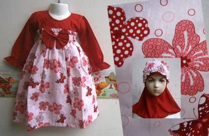 Gamis Baby Cutetrik 6 12bln baju muslim anak cutetrik agen resmi bee corner shop