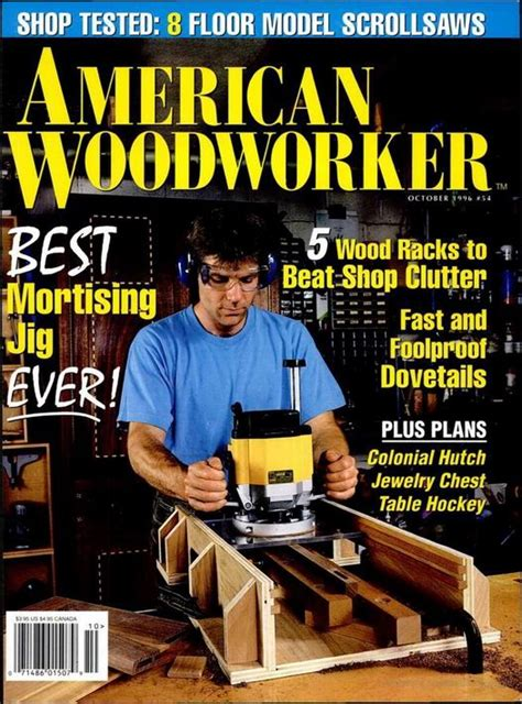 american woodworker magazine american woodworker october 1996 54 pdf magazine