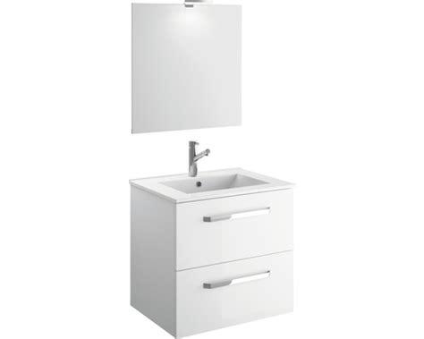 kleines bad optisch vergrößern badm 246 bel set quot titlis quot wei 223 inkl spiegel 60 cm zum