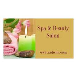 spa business cards spa business card zazzle