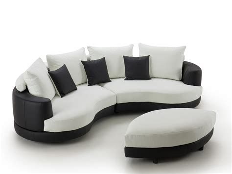 divani bicolore divano curvo bicolore messico homeplaneur
