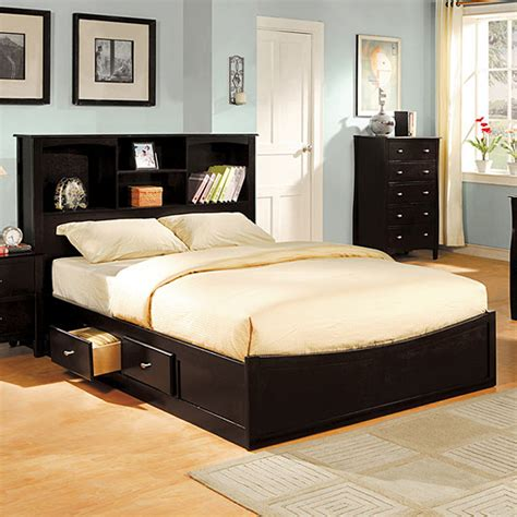bed espresso shop furniture of america espresso platform bed