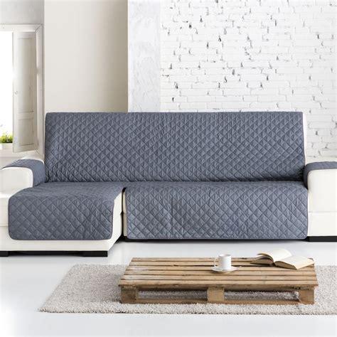 fundas sofa barcelona funda sof 225 chaise longue dual quilt eysa