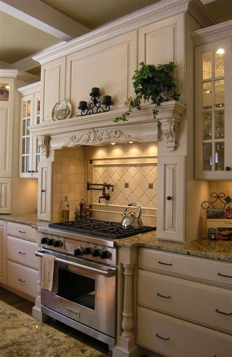 French Country Kitchen Backsplash | 20 ways to create a french country kitchen