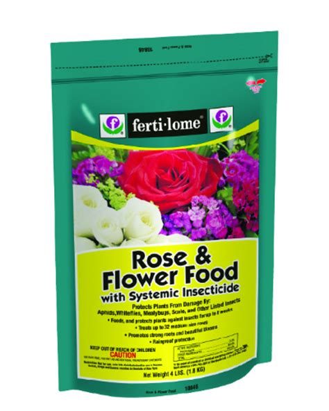 what is flower food and flower food with systemic insecticide indian