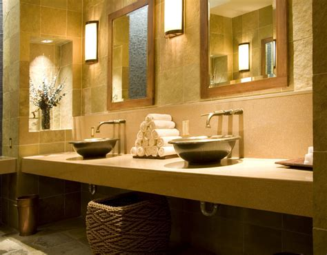 Spa Bathroom Designs by Inexpensive Way To Recreate Atmosphere Of Spa In Your Bathroom