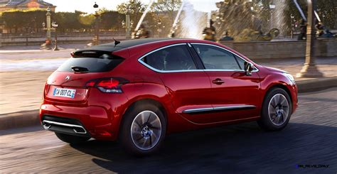Unique Garages by 2016 Citroen Ds4 And Ds4 Crossback