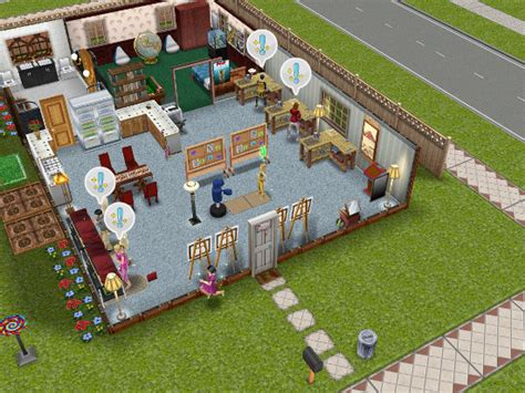 best sims freeplay player designed home contemporary