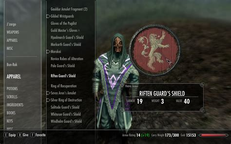 best mod game of thrones game of thrones guard shields at skyrim nexus mods and