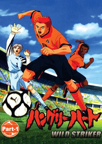 Serial Anime Hungry Striker now that the world cup is this anime lonely sunset