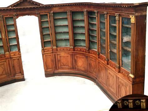 boiserie libreria libreria farmacia lombarda boiserie neoclassica 1117002