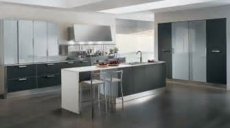 Contemporary Kitchen Island Designs by Modern Kitchen Island The Interior Designs