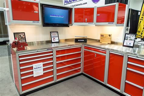 moduline cabinets pri 2013 moduline makes the storage solutions gearheads want lsx magazine