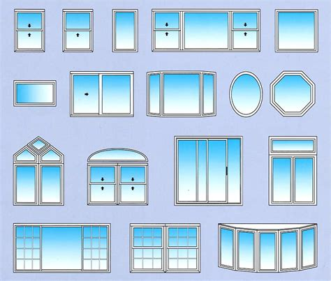 Types Of Windows For House Designs Image Gallery Window Styles