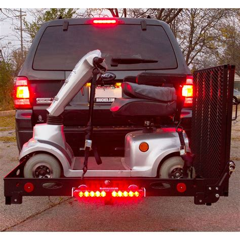 trailer hitch cargo carrier led light kit discount rs