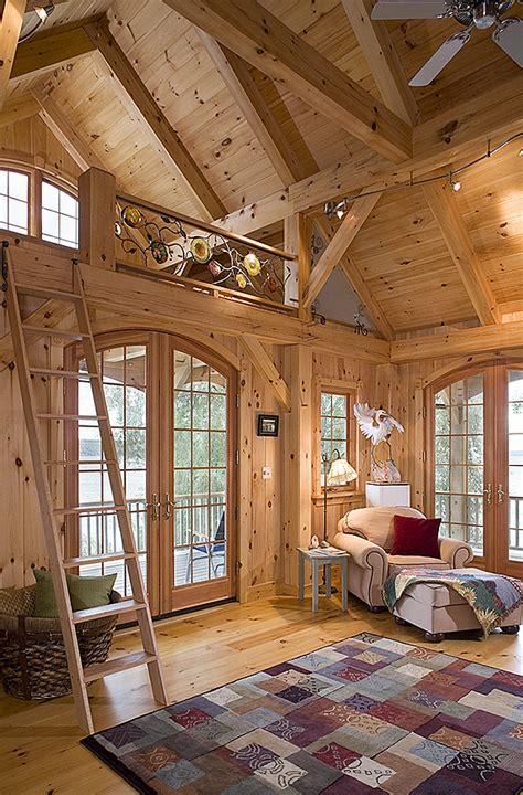 timber frame home interiors interior of house the timber frame look http www timberframe1 house