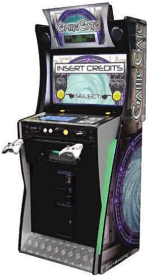 Discontinued Upright Video Arcade Games Reference Page G