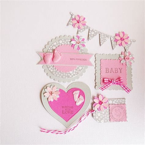 baby embellishments for card best 25 scrapbook embellishments ideas on