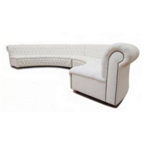 Funky Chesterfield Sofa by Curved Chesterfield Style Sofa Funky Furniture Hire
