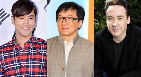 film baru cina siwon super junior terpilih main film bareng jackie chan