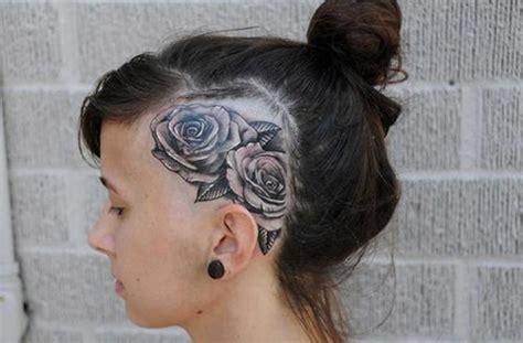 imagenes de tatuajes en la cabeza tatuajes para